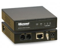 Micronet SP3501AM(Master) VDSL CO Modem, Ethernet Extender