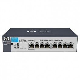 HP ProCurve 1810G-8 Layer 2 8 Ports Gigabit Switch - J9449A