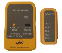 Link US-8010 UTP CABLE TESTER