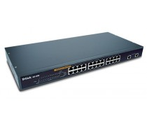 D-Link DES-1026G 24-Port Layer 2 Switch Plus 2 Gigabit Ports