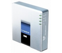 Cisco SPA2102 Phone Adapter with Router