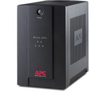 APC BR500CI-AS Back-UPS RS 500, 230V without auto shutdown software