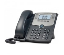 Cisco SPA 508G - 8 Line IP Phone With Display, PoE and PC Port
