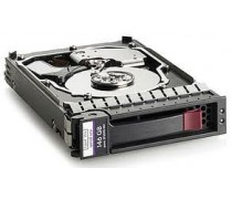 HP 300GB 6G SAS 10K 2.5in DP ENT HDD - 507127-B21