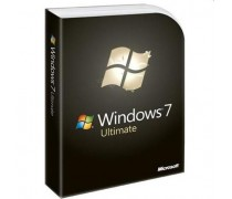 Microsoft® Windows 7 Ultimate English Emerging Market DVD