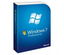 Microsoft® Windows Professional 7 English Emerging Market DVD