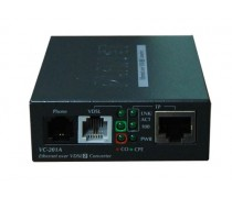 PLANET VC-201A  Ethernet Over VDSL2 Converter Up to 100 Mbps Speed(Distance 0.2 - 1.6 KM)