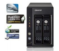 QNAP TS-259 Pro+ Turbo NAS 2Bay up to 4TB Storage