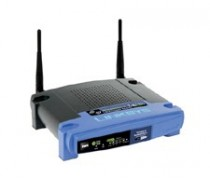 Linksys by Cisco WRT54GL Wireless-G Broadband Router