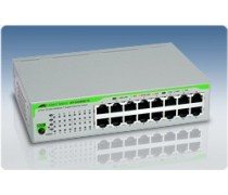 AT-GS900/16 10/100/1000T x 16 ports unmanaged Gigabit switch