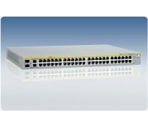 AT-8000S/48PoE 10/100TX x 48 ports PoE stackable Fast Ethernet switch with 2 combo ports