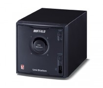 Buffalo LS-QVL/E-AP 4-Bay Linkstation Pro Quad Network Attached Storage *Outer Case* No HDD