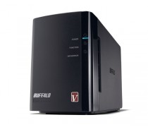 Buffalo LS-WVL/E-AP LinkStation DUO PRO Network Attached Storage *Outer Case* No HDD