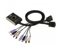 Aten 2-port USB DVI