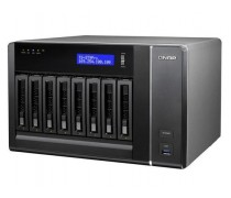 TS-879 Pro SMB NAS, iSCSI, IP-SAN storage solution