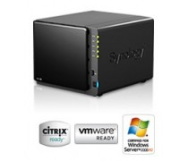 DS412+ 4-bay All-in-1 NAS Server for SMB Users