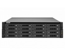 TS-EC1679U-RP Ultra-high performance 16-bay NAS server with ECC memory for high-end SMBs