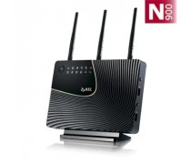 ZyXEL NBG5715 Simultaneous Dual-Band Wireless N900 Media Router