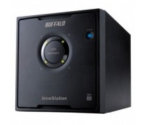 Buffalo HD-QL8TU3R5 DriveStation Quad 8.0TB USB 3.0 RAID STORAGE