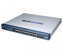 Cisco SR2024 24-Port 10/100Mbps 2-Port Uplink
