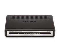 D-Link DGS-1008A 8-port 10/100/1000Mbps Unmanaged Gigabit Swtich