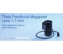 Theia Fixedfocal Megapixel 1.7MM