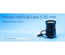 Pentax Varifocal Lens 5-50mm