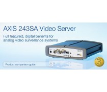 AXIS 243SA Video Server for analog