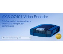 AXIS Q7401 Video Encoder with outstanding H.264