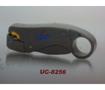 UC-8256 Stripping Tool RG59, RG6 for BNC,F-Type Compression Connector