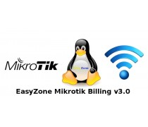 EasyZone Mikrotik Billing v3.0 (50 actived users)