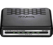 D-Link DGS-1005A 5-Port 10/100/1000 Unmanaged Gigabit Switch