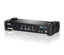 CS1784A - ATEN 4 Port USB DVI Dual Link KVMP™ Switch