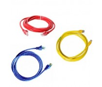 AMP AM-35X1 CAT 5E RJ45 - RJ45 PATCH CORD 4 feet