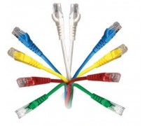 US-5105-X - LINK CAT6 RJ45-RJ45 PATCH CORD 5M.