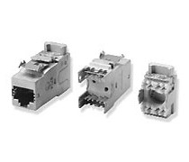 AMP AM-3602P SHIELD CAT 6A RJ45 Modular JACK for Panet