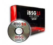 iBSG V.3.5  Billing & Network Management Software