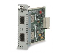 Allied Telesis AT-CV1KSS 1000X SFP to 1000X SFP Converteon™ line card