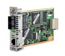 Allied Telesis AT-CM302 media and rate converter line card with OAM and Jumbo Frame support