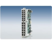 Allied Telesis AT-MCF2012LC 12 channel 10/100TX, 100FX (LC, 2km) multimode media and rate converter blade