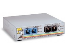 Allied Telesis AT-MC104LH 100FX(SC) MM to 100FX (SC) SM 40km Media Converter