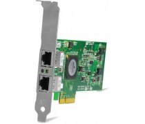 AT-2973T 2x 10/100/1000T PCIe x4 Server Adapter