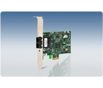 Allied Telesis AT-2712LX20/SC PCIe x 1 (channel) single-mode 20km fiber fast ethernet interface card