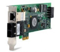 Allied Telesis AT-2716POE/FXSC PCI-Express Dual Port PoE Adapter