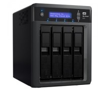 Western Digital WTD-WDBWWD0120KBK My Cloud EX4 Personal Cloud Storage 12TB