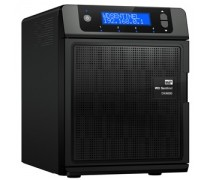 Western Digital WTD-WDBLGT0080KBKS Sentinel DX4000 Small Business Storage Server 8 TB