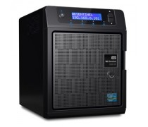 Western Digital WTD-WDBYVE0040NBK-SESN WD Sentinel DS5100 Ultra-compact Storage Plus Server 4 TB