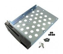 QNAP QNP-SPTS-TRAY-SL Silver HD tray for 2.5 & 3.5-inch HDD