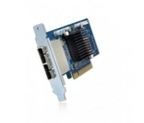 QNAP QNP-SAS-6G2E-D SAS Dual-wide-port Storage Expansion Card