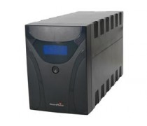 Syndome ATOM-1000-LCD Online Pure Sine Wave UPS 1000/600